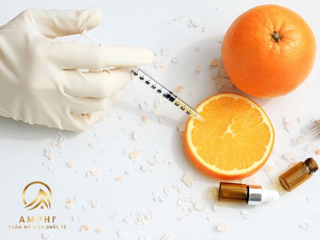 Dùng vitamin c trị nám tận gốc đơn giản hiệu quả