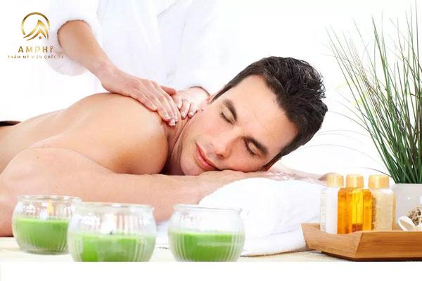 Xu hướng đến spa chăm sóc da cho nam hiện nay