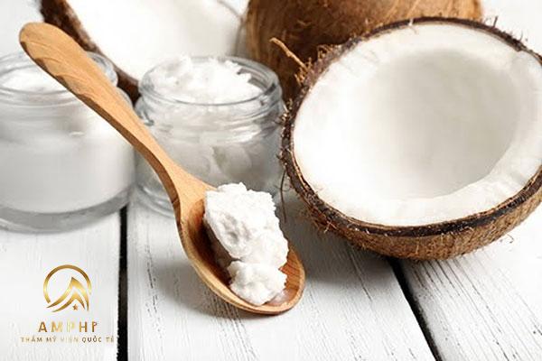 Tẩy trắng răng dầu dừa, nhanh, hiệu quả và an toàn