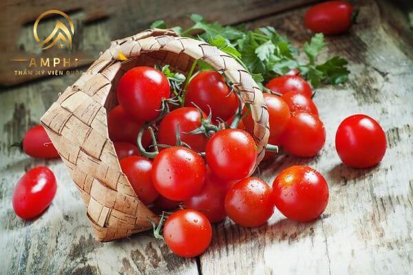 Bí quyết dùng cà chua giảm cân cấp tốc an toàn của phụ nữ Nhật