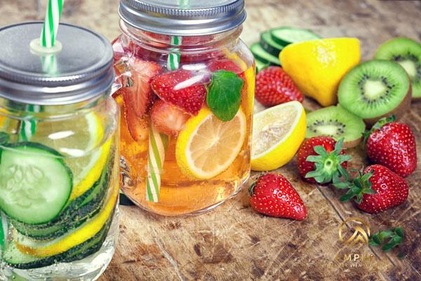 5 loại nước uống giảm cân, tiêu diệt mỡ thừa nhanh chóng