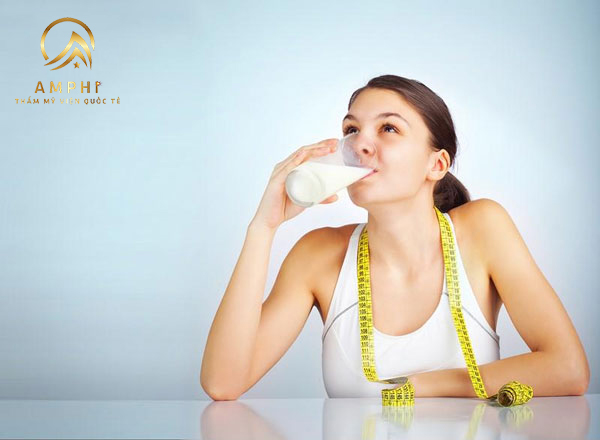 Khám phá các loại sữa giảm cân lý tưởng cho người thừa cân béo phì