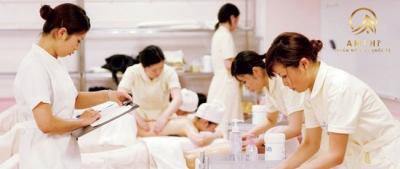Đào tạo nghề spa tại AmPhi - Trợ giá học phí - Hỗ trợ KTX cho học viên ngoại tỉnh